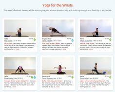 Yoga for Wrists