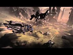 CCP Games has released a brand new trailer to celebrate the commencement of the DUST 514 open beta. Anyone with a Playstation 3 can download and play the latest game from the developers of EVE Online. Enjoy!