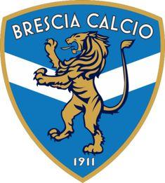 Brescia of Italy crest. Fifa, Soccer Logo, Team Mascots, Sport Online, Great Logos, Team Player, European History, Ferrari Logo, Football Team