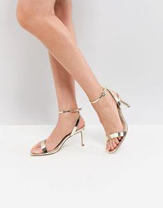 343f83d0b92 Discover Fashion Online Strappy Sandaler, Asos, Hur Man Bär, Kvinnor, Mode