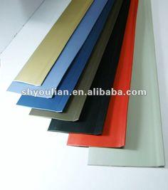 "full .080"" thick pvc floor skirting boards, vinyl baseboard pass SGS $0.6~$0.8"