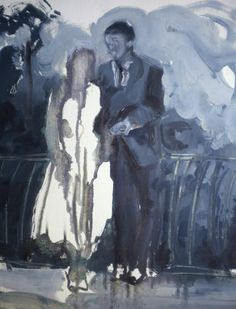 Original People Painting by Anna Mcneil Blood Art, Online Art, Original Art, Anna, Contemporary, Expressionism, Figurative Art, Art Oil, Dancers