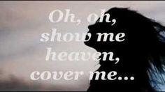Show Me Heaven - Maria McKee ❤️