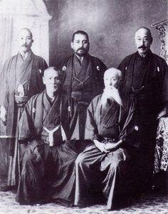 大日本帝国剣道形制定主査委員 - 高野佐三郎 - Wikipedia
