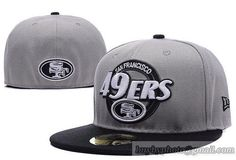 NFL San Francisco 49ers Fitted Hats 9Fifty Caps Retro