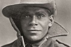 Miller Mack, an Indigenous Australian soldier of the first world war, from Point McLeay, South Australia. World War One, First World, Anzac Soldiers, Fallen Soldiers, Australian People, Aboriginal People, Aboriginal History, Aboriginal Education, Aussies