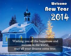 New Year Cards, Send Happy New Year Greeting Cards