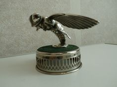 Flying Hornet Car Mascot. By Aspreys. in Vehicle Parts & Accessories, Automobilia, Badges & Mascots   eBay