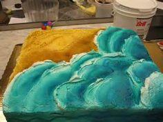 Ocean cake!!!!!