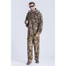Hunting Suit = Camo Jacket Camo Trousers, As Picture Show. Hunting Suit, Hunting Clothes, Fishing Jacket, Harem Pants, Trousers, Camo Jacket, Tactical Gear, Airsoft, Parachute Pants