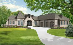 The Terra Blanche by Justin Doyle Homes