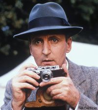 Hugh Fraser as Captain Arthur Hastings OBE,  Hercule Poirot's 'perfect English gentleman' assistant (The Wasps's Nest).