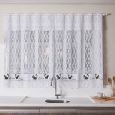 390 meilleures images du tableau rideaux cuisines en 2019 | Blinds ...