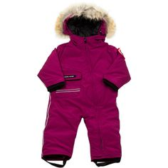 Canada Goose' Toddler's & Little Girl's Bobcat Vest - Purple - Size 6-7