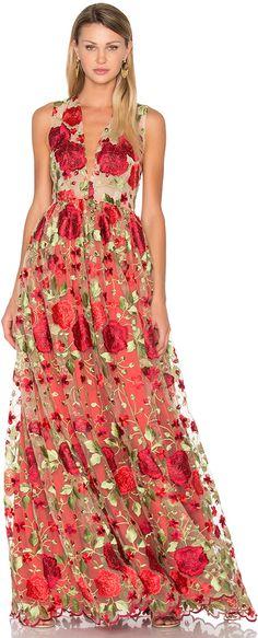 ec91700705 Lurelly Kate Floral Gown https   api.shopstyle.com action