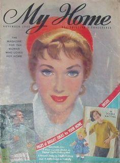 My Home magazine from November 1958