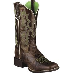 10005867 Womens Western Ariat Boots