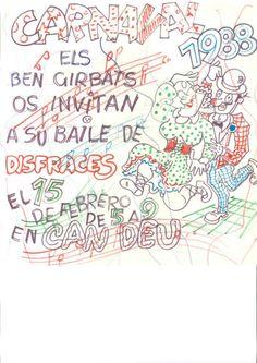 1988.    Font: Arxiu Municipal de Barcelona.