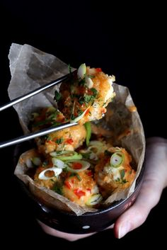 Sweet Sriracha Cauliflower