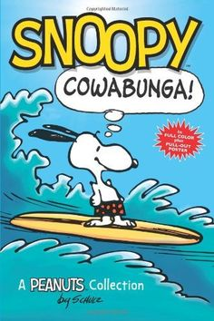 by Charles M. Schultz - Collects comic strips featuring the adventures of the beagle Snoopy, his owner Charlie Brown, and all of their friends. Peanuts Snoopy, Die Peanuts, Peanuts By Schulz, Peanuts Comics, Peanuts Movie, Peanuts Characters, Peanuts Cartoon, Snoopy Comics, Snoopy Love