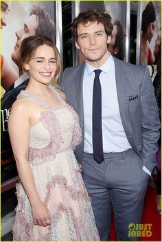 Emilia Clarke & Sam Claflin