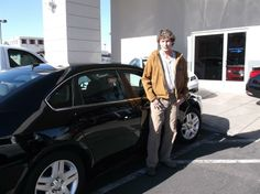 Ron's new 2013 CHEVROLET IMPALA! Congratulations and best wishes from Findlay Acura and DAVID GIETL. http://findlayacura.com