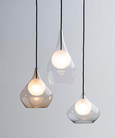 """Next Shade"" pendant | isabel hamm licht                                                                                                                                                                                 More #pendantlighting"