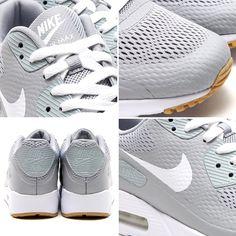Chics Nike Baskets Noir Bleu Air Max Bw Og 819522 051 Tulle