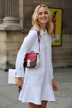 Elisabeth von Thurn und Taxis in Louis Vuitton,  10.2012