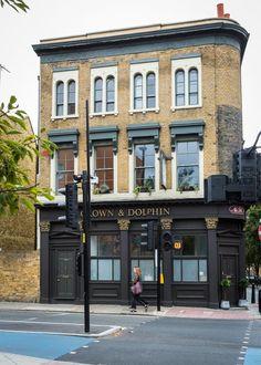 [Places] Antiguo pub londinense convertido en acogedor hogar – Virlova Style