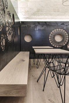 Ridola Cafe, Matera, 2015 - Manca Studio, Italy