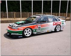 1995 Holden VR Commodore. Goodwood Festival of Speed 2010