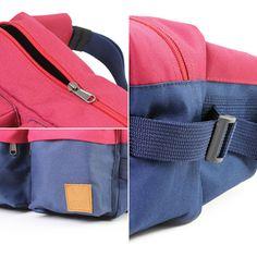 Stylish Polyester Running Camping Waist Bag Sport Biking Travel Hip Fanny Pack | eBay