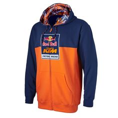 812c66a0e97 Red Bull KTM Factory Racing Logo Sweatshirt