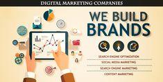 Digital Marketing Trends, Best Digital Marketing Company, Best Seo Company, Content Marketing, Social Media Marketing, Marketing Companies, Email Marketing, Marketing Branding, Internet Marketing
