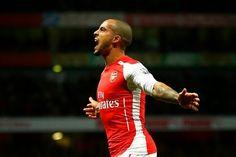 Góc nhìn: Đã đến lúc Walcott nên rời khỏi Arsenal? - Tin The Thao