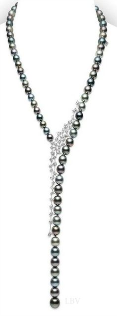 Mikimoto ♥✤ Pearls | LBV http://www.thesterlingsilver.com/product/stardust-1-35ct-sapphire-and-diamond-halo-silver-pendant-white-gold/
