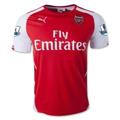 0e830db88 Arsenal 14 15 ALEXIS Home Soccer Jersey Soccer Shirts