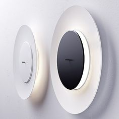 Lunaire Wall Sconce by FontanaArte at Lumens.com