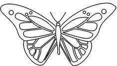 papillon dessin - Recherche Google