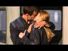 Shailene Woodley & Theo James (Tris & Four - Divergent) Tris E Tobias, Divergent Fandom, Divergent Trilogy, Divergent Insurgent Allegiant, Divergent Quotes, Divergent 2014, Divergent Dauntless, Theo James, Allegiant