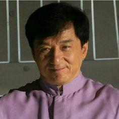 Cute of Jackie Chan