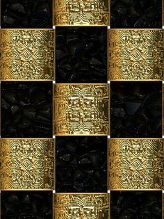 Wallpaper Backgrounds Aesthetic - color>black&gold - Wallpapers World Purple Gold, Black Gold, Black And White, Gold Wallpaper, Wallpaper Backgrounds, Wallpapers, Black And Gold Aesthetic, Remove Black Mold, Aesthetic Colors