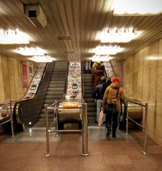 Budapest/ subway station