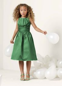 Dress for the Jr. Bridesmaids (8-12) Maybe the 15 year old will wear something different
