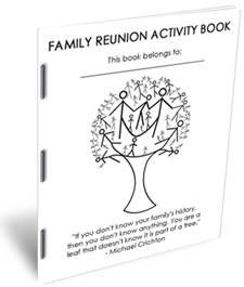 Decide On Family Reunion Leadership It's best to organize