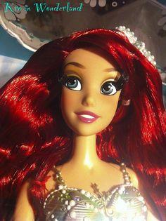 Ariel Limited Edition Doll