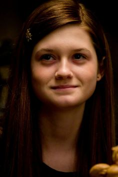 Ginny Weasley  Played by Bonnie Wright HP