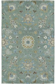 Homestead Area Rug - Hand-tufted Rugs - Wool Rugs - Traditional Rugs…