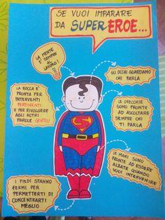 Per imparare come un superoe